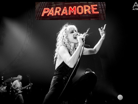 Live Report : Paramore + mewithoutYou + Bagarre @ L'Olympia, Paris - 09/01/18