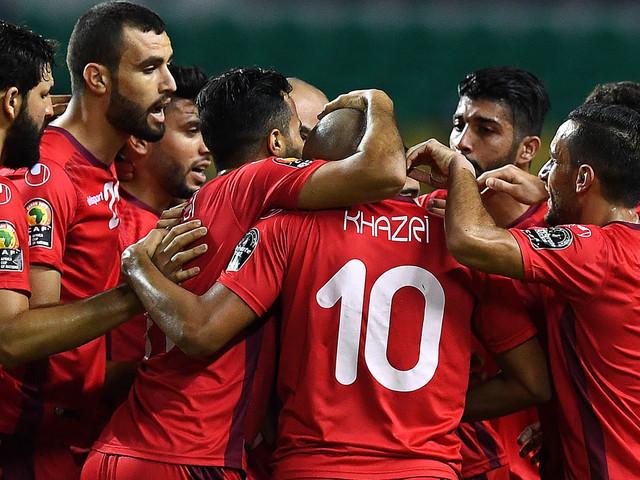 Equipe nationale : les préparatifssepoursuivent avant d'affronter la Libye