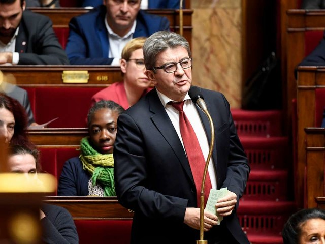 Mélenchon propose une «fédération populaire»autour de lui, les partis de gauche méfiants