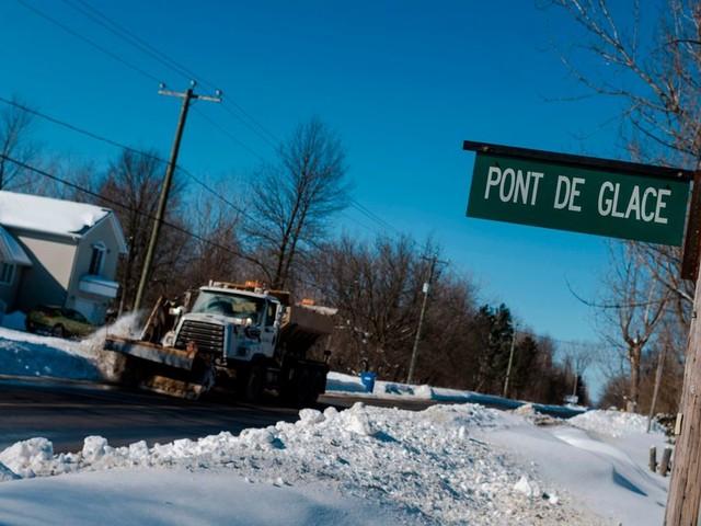 Les «ponts de glace», une tradition menacée par le réchauffement
