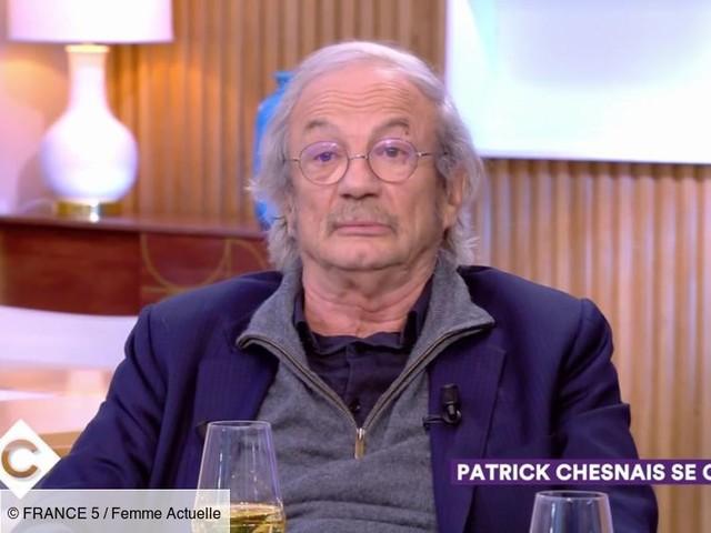 """VIDEO - Patrick Chesnais : cette fois où il a bondi sur un spectateur en pleine pièce de théâtre, """"j'étais fou de rage"""""""