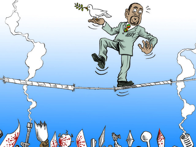 En Éthiopie, l'État ou le chaos