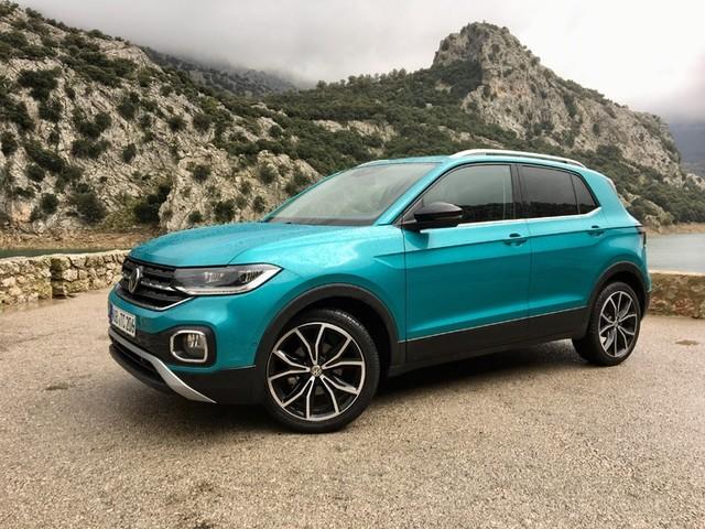 Essai – Volkswagen T-Cross 2019: le petit dernier
