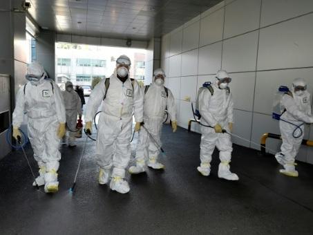 Coronavirus: un premier mort en Corée du Sud, plus de 100 personnes contaminées