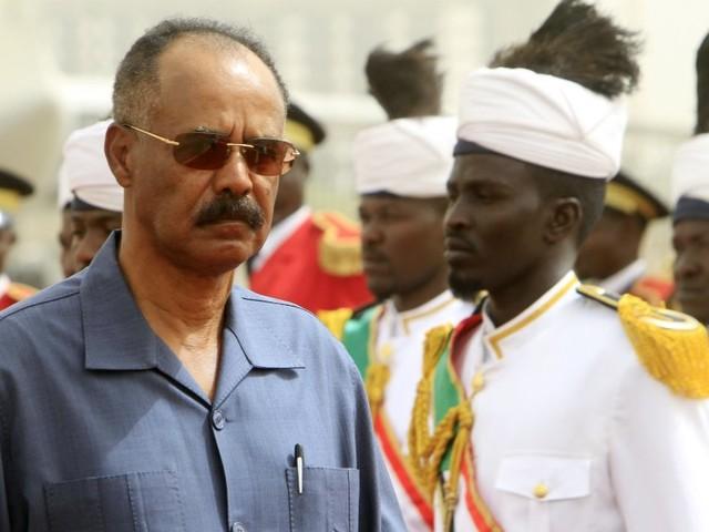 Le président érythréen en Ethiopie pour une visite historique