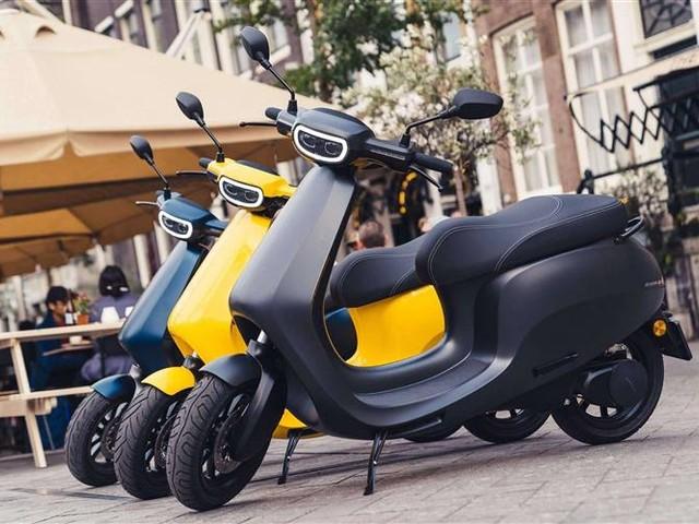 VIDÉO - Etergo lance la production de son scooter électrique à 3 400 euros