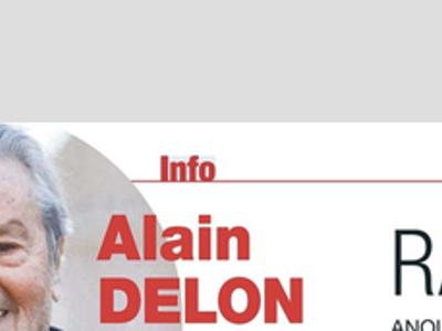 Anouchka Delon «agacée» par une question sur Alain Delon, la raison (photo)