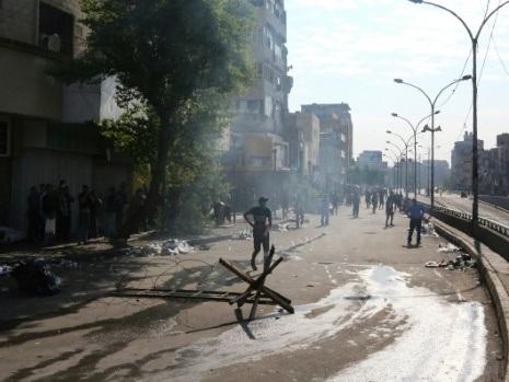 Nouvelles manifestations à Bagdad avant une réunion au Parlement