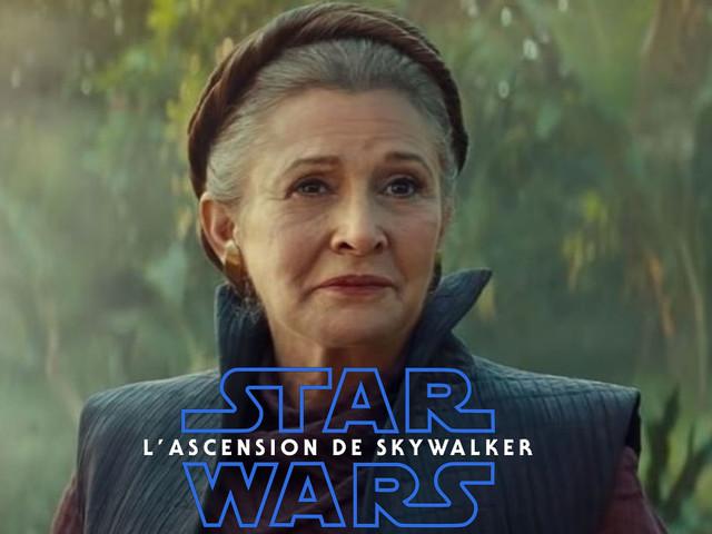 Star Wars IX : J.J. Abrams promet une vraie fin pour la Princesse Leia dans L'Ascension de Skywalker