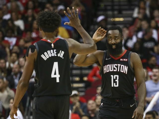 Les Rockets se ressaisissent