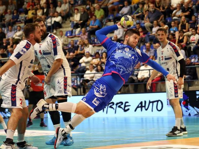 Handball : gagnez vos places pour le match Billère - Besançon au Palais des Sports !
