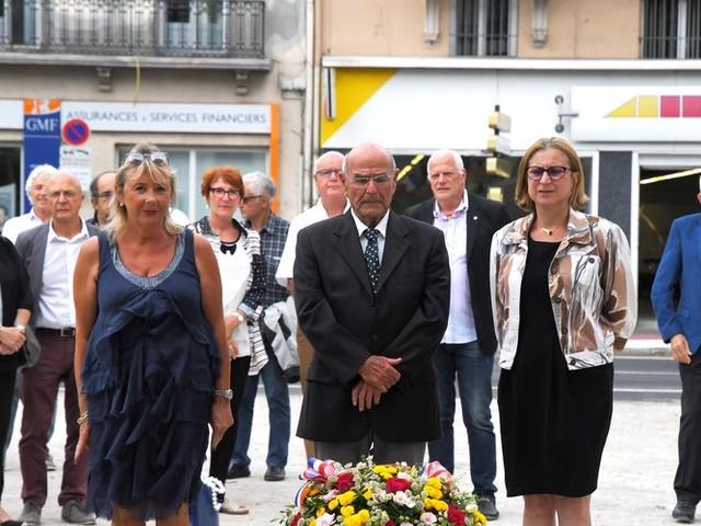 """René Torcatis, 88 ans : """"Depuis mes 13 ans je n'ai jamais raté un 19 août !""""'"""