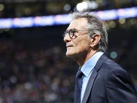 Coupe du monde de rugby: «Je suis derrière le XV de France», assure Guy Novès, qui prépare un livre