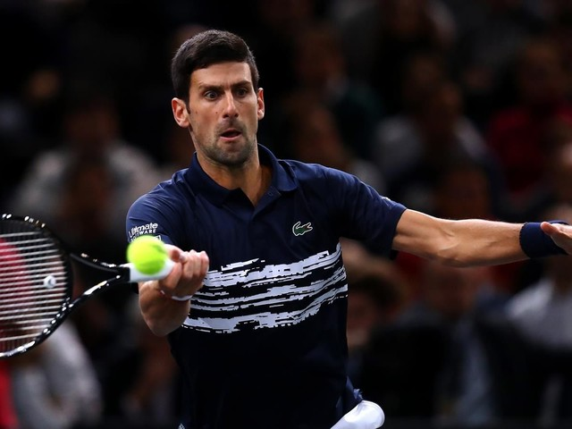 Djokovic retrouve le trône de Bercy