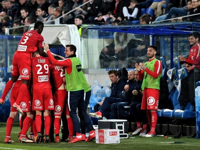 Ligue 2.Brest, trois points et des sourires