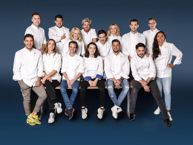 PHOTOS. Top Chef 2019: découvrez les 15 candidats de la saison 10 en photos