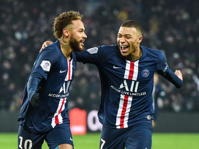 PSG : Mbappé et Neymar et Mbappé sont copains comme cochon
