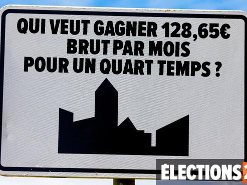 """Non, les conseillers communaux ne touchent pas """"300€ de l'heure"""": voici ce qu'ils gagnentvraiment"""