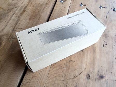 Test : l'enceinte Bluetooth métal 16 W de Aukey tient-elle ses promesses ? (+ code promo réduction 12 euros et autres codes)