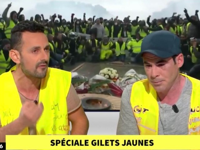 Morandini Live : une députée LREM sèche sur le montant du SMIC, un gilet jaune quitte le plateau (vidéo)