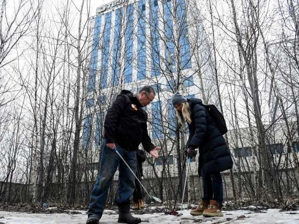 Dans le sud-est de Moscou, on craint les radiations plus que le coronavirus