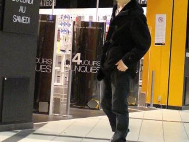 Un exhibitionniste surpris en présence de fillettes de 12 ans dans un magasin