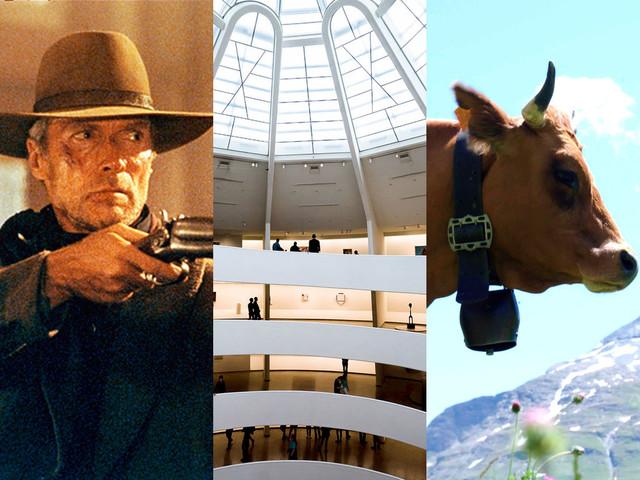 A la télé ce soir : Impitoyable, La magie des grands musées le Guggenheim, Au bonheur des vaches sont dans le top 3 de Télé Star