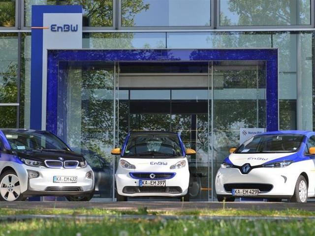Voiture électrique : commande de 14 000 unités par le concurrent allemand d'EDF
