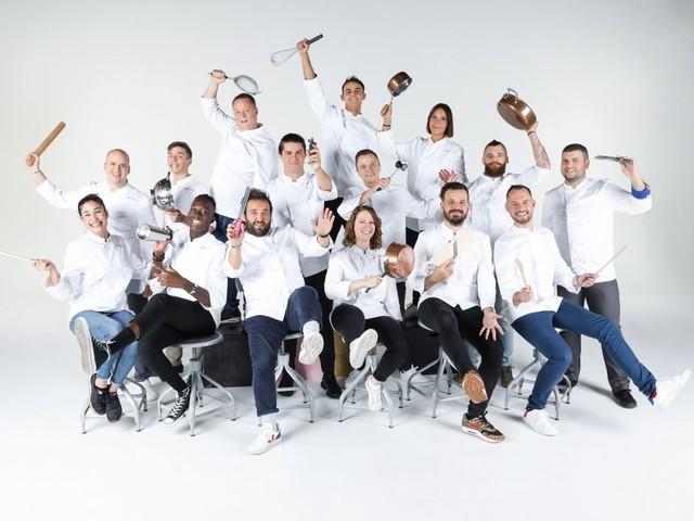Top Chef 2020: découvrez les 15 candidats de cette onzième saison !