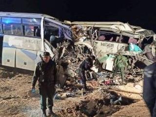 Algérie: 12 morts et 46 blessés dans une nouvelle catastrophe de la route
