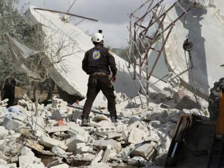 Syrie: six civils tués dans des raids aériens russes sur Idleb (ONG)