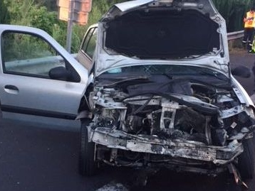 Ivre au volant et sans permis, il percute la voiture d'une famille de Gardois sur l'A9