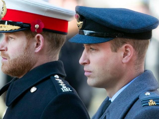 """Après le """"Megxit"""", Harry et William dénoncent une """"fausse histoire"""" sur leur relation"""