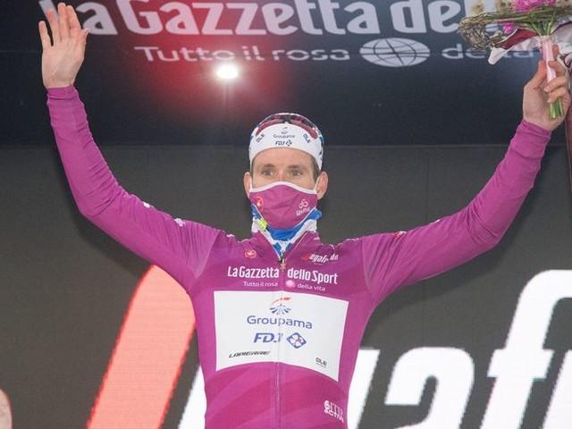 Cyclisme : Arnaud Démare officiellement sacré meilleur sprinter du Giro !