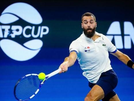 Tennis: Benoît Paire en demi-finales à Auckland