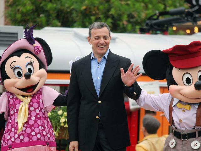 Bob Iger n'est plus le PDG de Disney