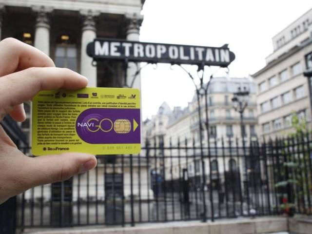 À Paris, le pass Navigo bientôt sur smartphone
