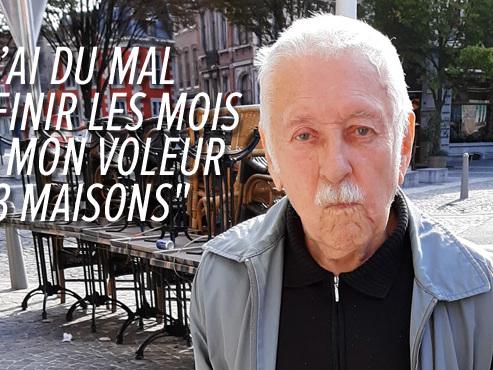 """Fernand, nonagénaire liégeois, attend ses 130.000€ volés depuis trois ans: """"Vu mon âge, je n'ai plus le temps d'attendre"""""""