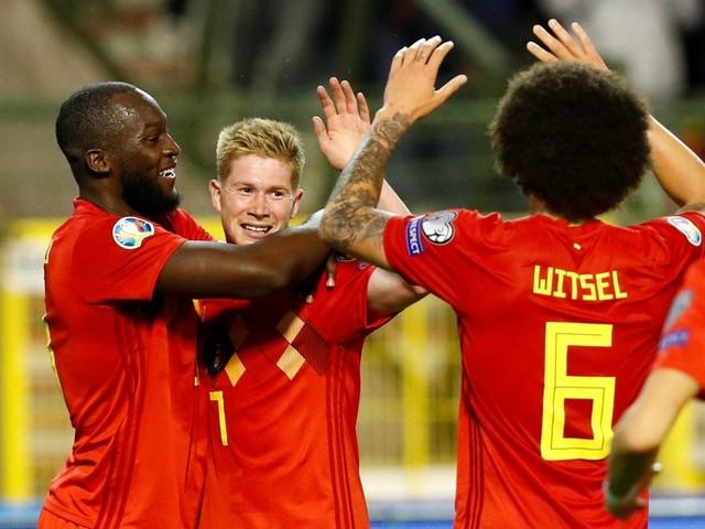 Classement Fifa: La Belgique toujours devant la France