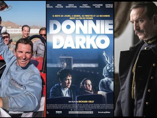 "Cinéma : ""J'accuse"", ""Donnie Darko"", ""Le Mans 66"", ""Noura rêve"""