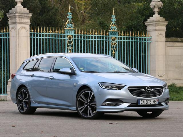 Diaporama : toutes nos photos de l'essai de l'Opel Insignia Sports Tourer