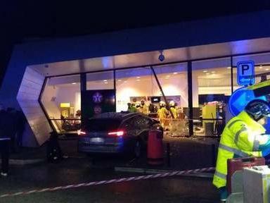 Accident mortel dans une station-service: le conducteur était ivre