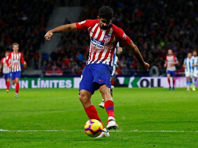 Mercato Atletico: Le bel hommage de Diego Costa