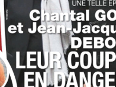 Chantal Goya et Jean-Jacques Debout, leur couple en danger (photo)