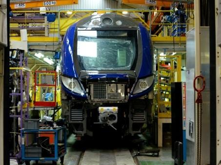 Deux usines, un même destin: dans le Nord, le mariage Alstom-Bombardier interroge
