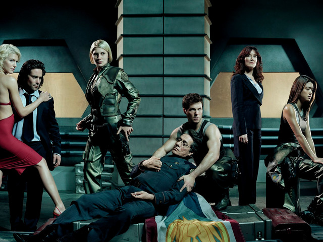 Peacock: le concurrent de Netflix et Disney+ promet un reboot de Battlestar Galactica