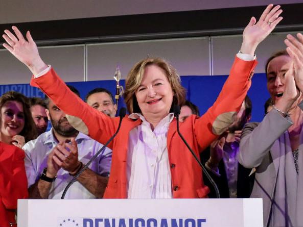Euh… quelqu'un a dit à Nathalie Loiseau qu'elle avait perdu ?