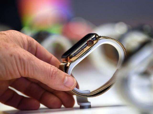 Apple imagine un nouveau type de bracelet pour son Apple Watch