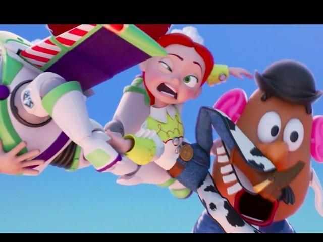 Toy Story 4 : Le teaser dévoilé, un nouveau jouet en pleine crise d'identité débarque !