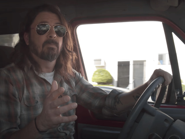 A voir : Dave Grohl dévoile la bande-annonce de son documentaire sur les tournées